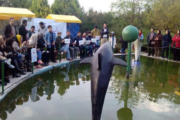 خطر رهاسازی ماهی قرمز را در آبهای آزاد استان مرکزی جدی بگیرید