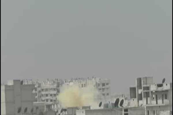 استخدام أسلحة محظورة في الشيخ مقصود