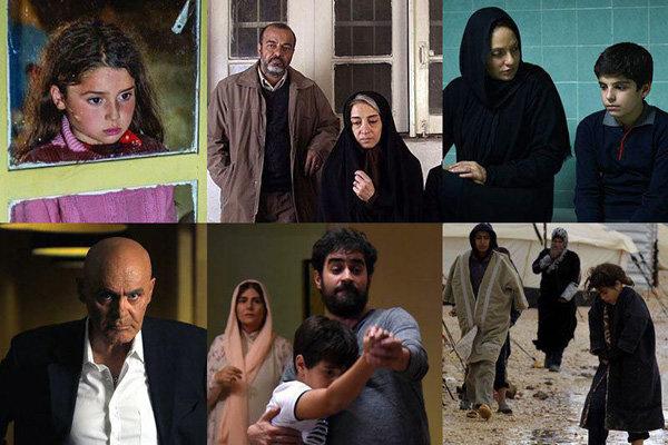 فیلمهای ایرانی بخشهای رقابتی جشنواره جهانی فیلم فجر معرفی شدند