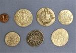 ۱۰۲۲سکه تاریخی در شهرستان کهگیلویه کشف شد/قاچاقچیان دستگیر شدند
