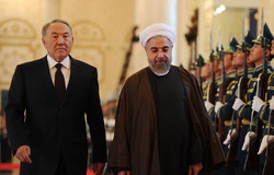 Kazakh president to visit Iran on April 11