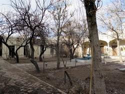 مرمت خانه تاریخی حکیمیان از سرگرفته شد