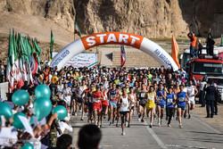 Iran's Persepolis Historical Complex hosts first intl. marathon