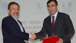 Türkiye ile İran arasındaki protokoller imzalandı