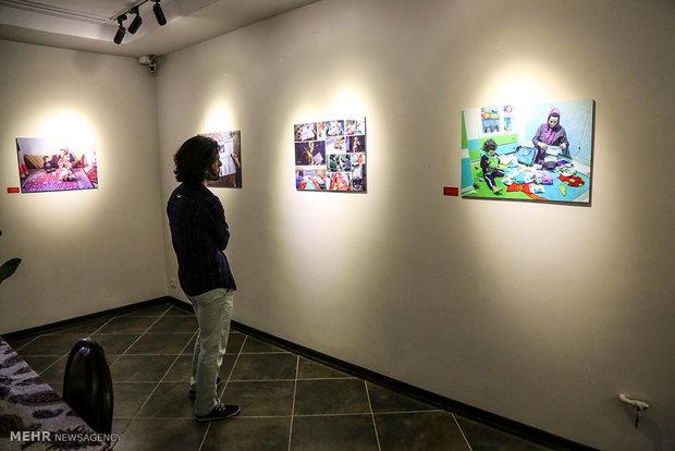 معرض تصویري للحظات الأمومة