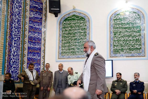 مراسم سالگرد شهید صیاد شیرازی