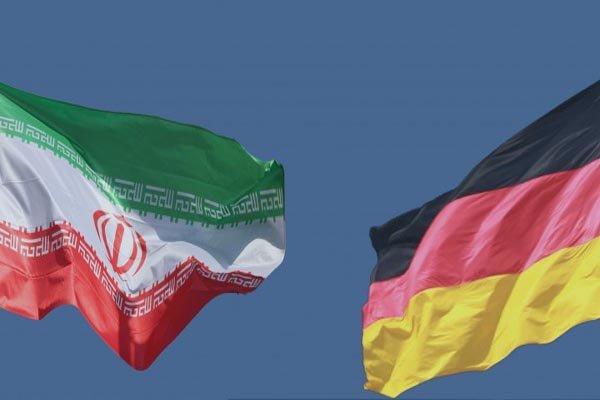 جرمنی کی ایران کے ساتھ باہمی تعلقات کو فروغ د ینے پر تاکید