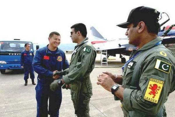 پاکستان اور چین کی مشترکہ فضائی مشقوں کا آغاز