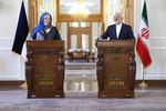 دیدار وزرای امورخارجه ایران و استونی