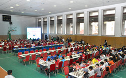 Iranian chess squad bags 4 medals at AYCC 2016