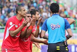 İran Super Ligi'nde 25. hafta oyunları/ Foto