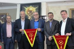 FFIRI, Hertha BSC to boost football ties