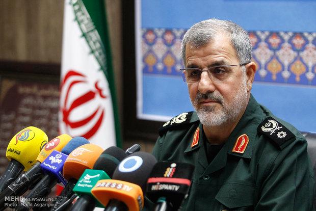 """الحرس الثوري : مناورات """"الرسول الاعظم 11""""  تنطلق بعد غد الاثنين"""