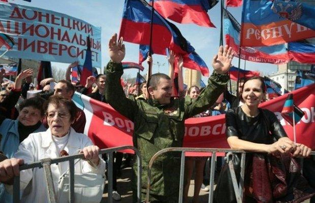 شرق اوکراین