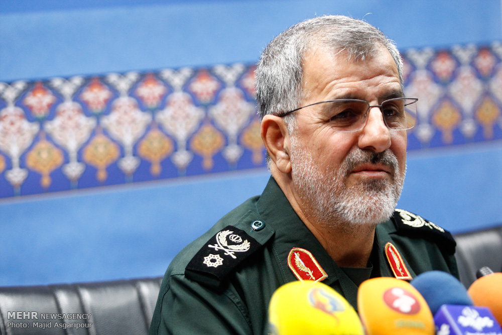Revolutionary Guards clash with Daesh in western Iran