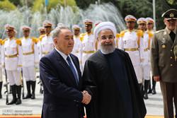 Kazakistan Cumhurbaşkanı'nı Karşılama Töreni / Foto