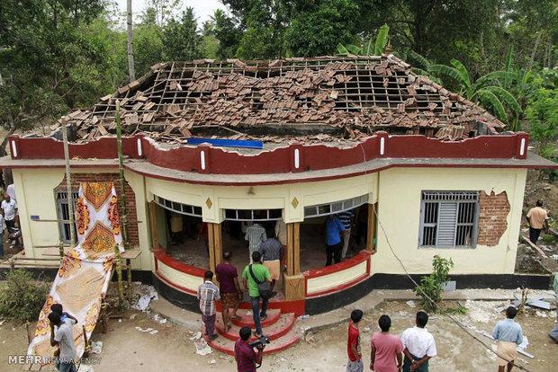 ہندوستان میں مندر میں آگ لگنے سے 110 سے زائد افراد ہلاک