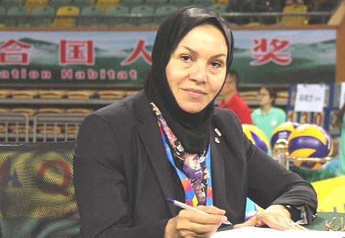 در رقابتهای بین قاره ای چین نماینده بانوان توانمند ایرانی بودم