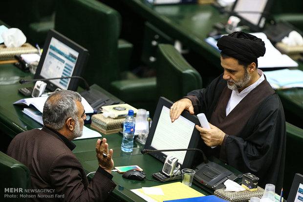 مشاهد من مجلس الشورى الاسلامي الايراني