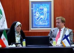Iran seeks Finland's coop. in environmental protection