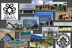روسای ۸ دانشگاه کشور انتخاب شدند