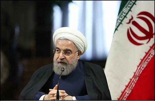 روحاني: الظروف مناسبة لرفع مستوى العلاقات الاقتصادية بين ايران والبوسنة