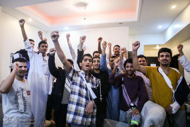 ايران هي الدولة الوحيدة التي قدمت المساعدة إلى الشعب اليمني