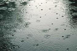 میزان بارش ها در شهرستان همدان ۲۵ درصد افزایش یافته است