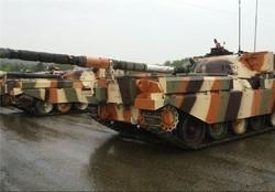 NEZAJA unveils latest military achievements