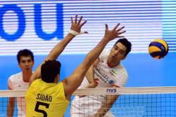 سهم والیبال ایران برابر برزیل «صفر» است/ شش سال در حسرت قهرمانی!