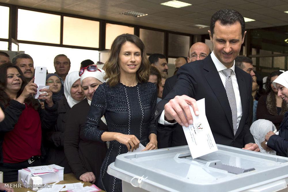 انتخابات ریاست جمهوری سوریه رسما آغاز شد/ ۱۸ میلیون واجد شرایط