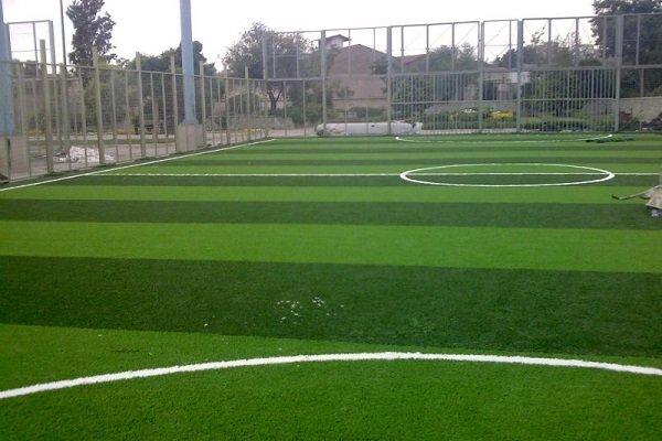 ۱۴ زمین چمن مصنوعی در منطقه ۲۰ تهران احداث و ترمیم شده است