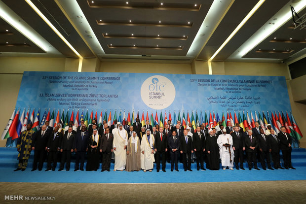 OIC Istanbul summit in frames