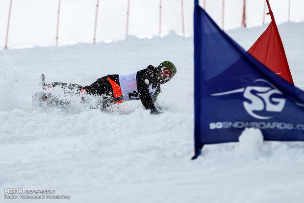 مسابقات بین المللی اسنوبرد و اسکی