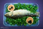 نهمين جشنواره غذاهای سنتی ايرانی