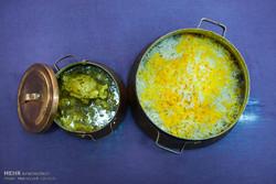 9. İran Geleneksel Yemekleri Festivali