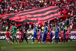 Perspolis, Esteghlal derby in frames