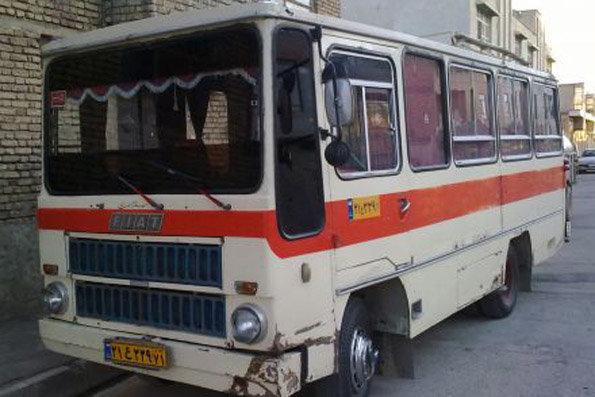 طرح جایگزینی مینی بوس فرسوده با تاکسی در انتظار تایید وزارت کشور