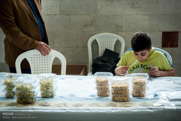 غذای سنتی جشنواره غذا تزیین غذا تزیین سالاد بهترین سایت آشپزی آموزش تزیین سفره آموزش آشپزی