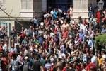 تظاهرات علیه السیسی در قاهره