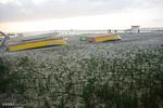 تکرار فاجعه دریاچه ارومیه در خلیج گرگان/ میانکاله بحرانی میشود