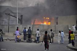 سلسلة تفجيرات انتحارية في مخيم للاجئين في نيجيريا