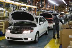 حاشیه بازار خودرو از بین میرود/ شیب قیمتها نزولی شد