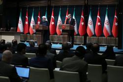 التعاون الايراني التركي ضروري لتجنب النزيف في المنطقة
