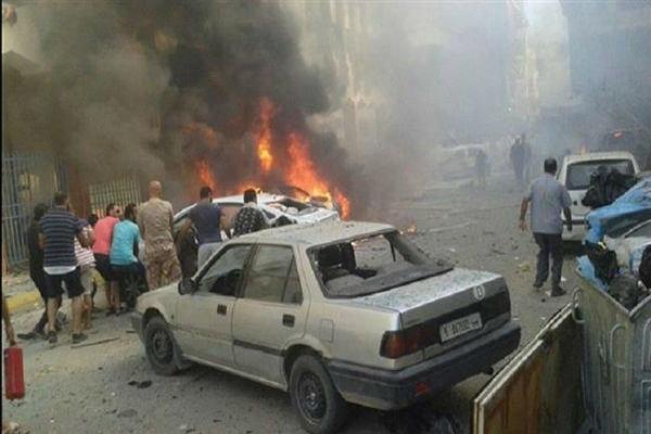 بنغازی میں خودکش حملے میں 2 فوجی ہلاک