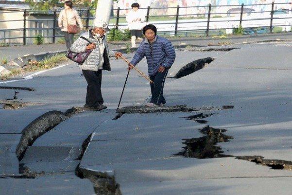 فلم / جاپان میں 3۔7  کی شدت کا زلزلہ