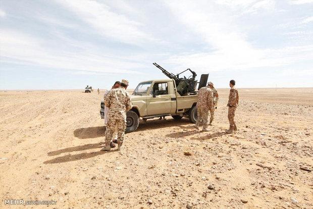 """القوات الليبية تستعيد من قبضة """"داعش"""" قاعدة جوية بجنوب سرت"""