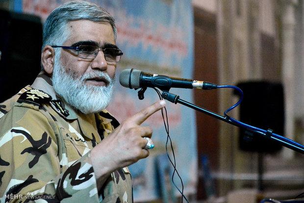 تجدید بیعت پرسنل نیروی زمینی ارتش با آرمانهای امام راحل