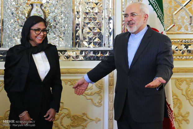 Zarif announces upcoming visit to Latin America