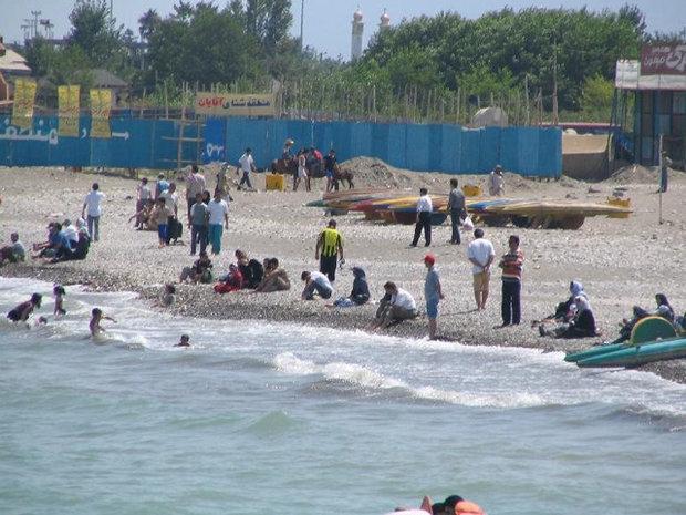 ۹۵ طرح سالمسازی در سواحل مازندران برپا شد